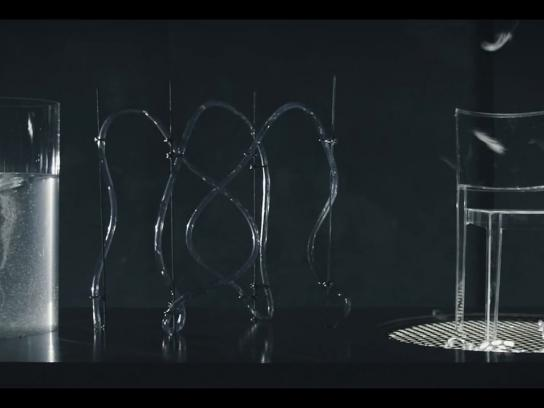 Kartell Digital Ad -  15 years of transparency