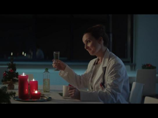 Vodafone Film Ad -  Loved Ones