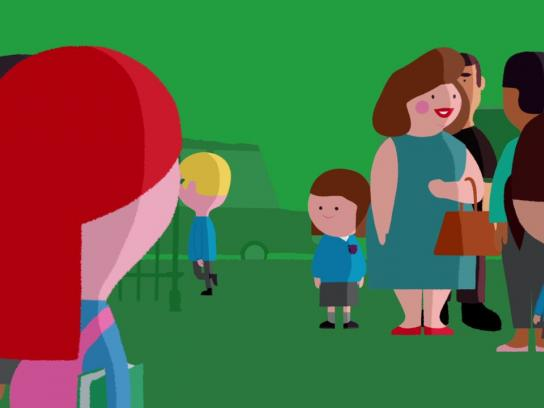NSPCC Film Ad -  Lucy and the boy