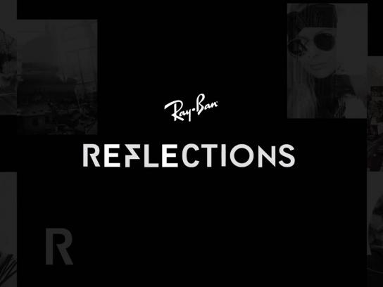 Ray-Ban Digital Ad -  Reflections