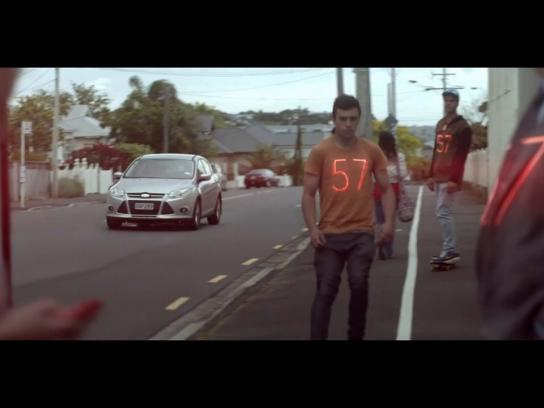 New Zealand Transport Agency Film Ad -  Numbers