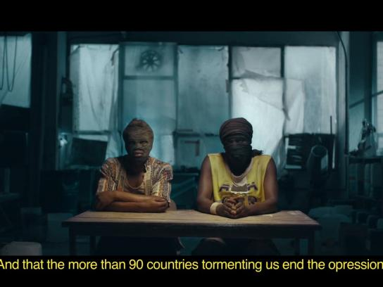 Amnesty International Film Ad -  Terrorists