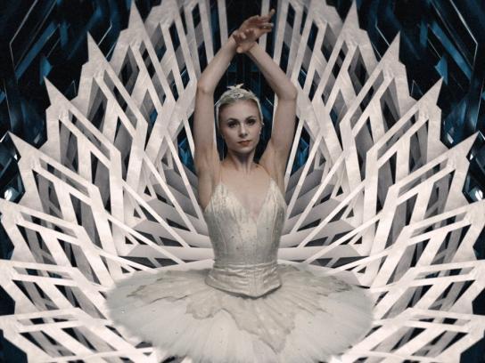 Royal Danish Ballet Film Ad -  Swan Lake
