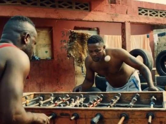 Cuca Film Ad -  This is Angola