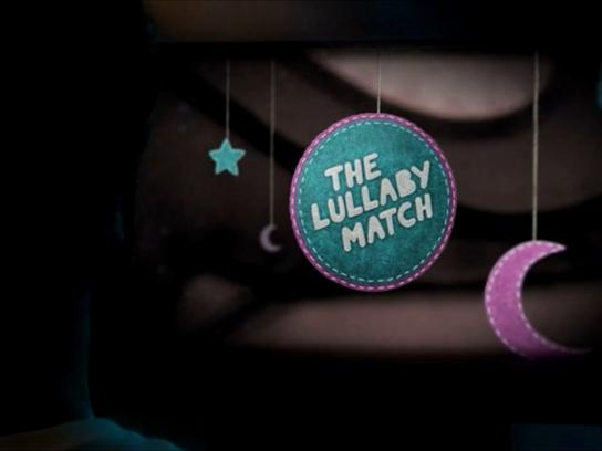 Fox Film Ad -  The Lullaby Match