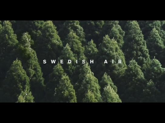 Volvo Film Ad -  Swedish air