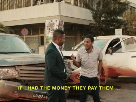 GA Angola Seguros Film Ad -  Guys