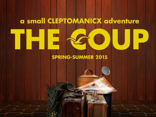Cleptomanicx Digital Ad -  The Coup - A Small Cleptomanicx Adventure