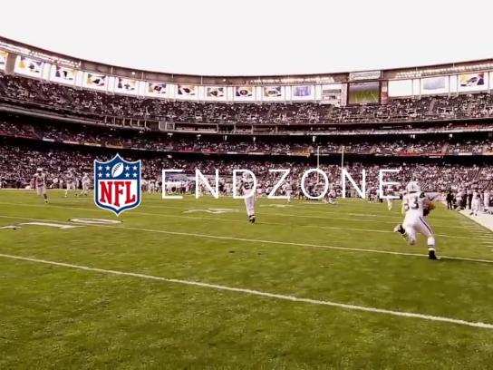 NFL Digital Ad -  Endzone