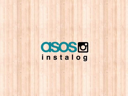 Asos Digital Ad -  The ASOS Instalog