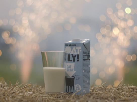 Oatly Digital Ad -  Wow No Cow