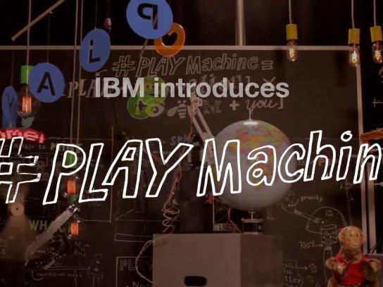 IBM Digital Ad -  Play