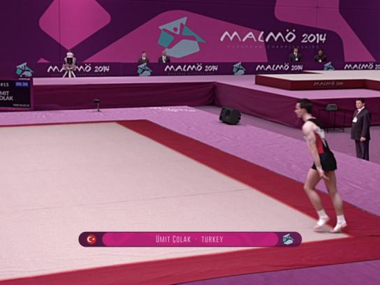 Ducoco Film Ad -  Gymnastics