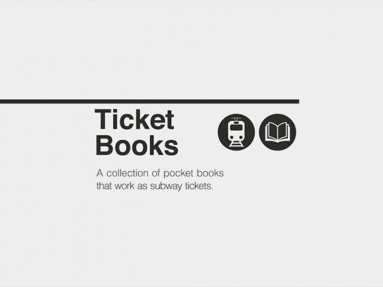 LP&M Direct Ad -  Ticket books