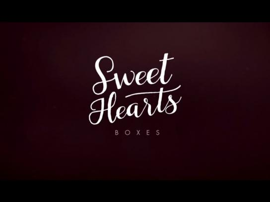 France Cardiopathies Congénitales Direct Ad -  Sweet Hearts Boxes