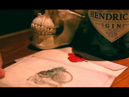 Hendrick's Gin Ambient Ad -  Enajenatorium theatre show
