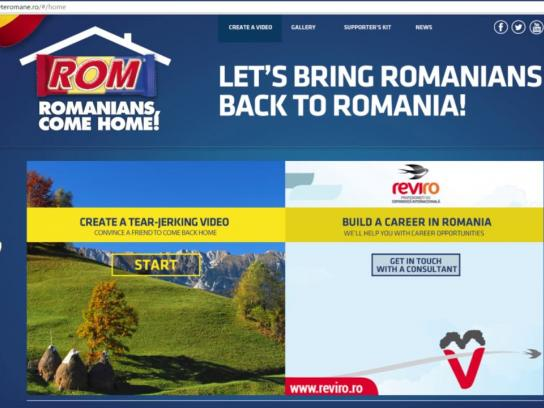 ROM Digital Ad -  Come home