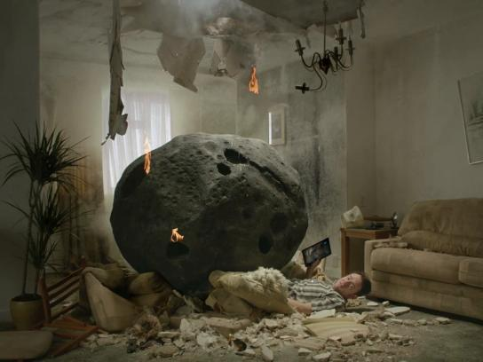 Windstream Film Ad -  Asteroid