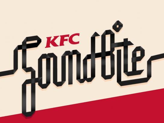 KFC Ambient Ad -  Sound Bite