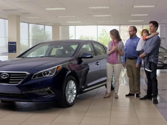 Hyundai Film Ad -  Wow - Sonata