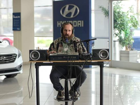 Hyundai Film Ad -  Wow - Santa Fe