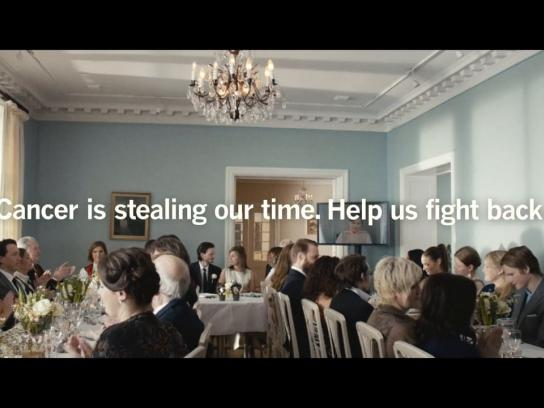Norwegian Cancer Society Film Ad -  Donate for life