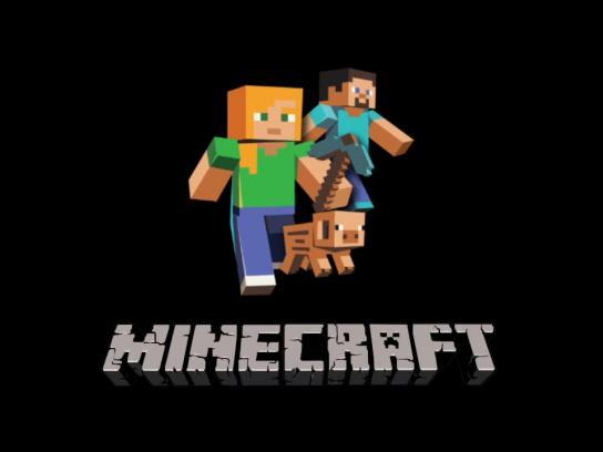 Minecraft Digital Ad -  Minecraft Rebuild