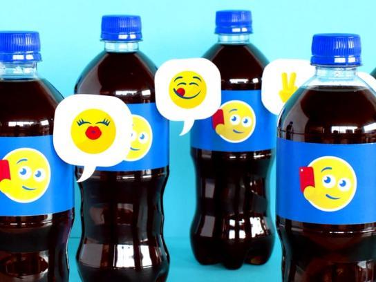 Pepsi Digital Ad -  Texting