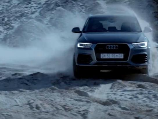 Audi Film Ad -  Conditions