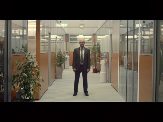 Lefdal Film Ad -  Technophobe