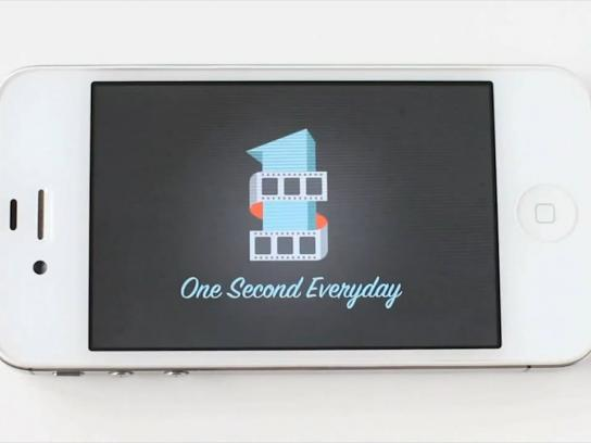 1 Second Everyday Audio Ad -  1 second every day