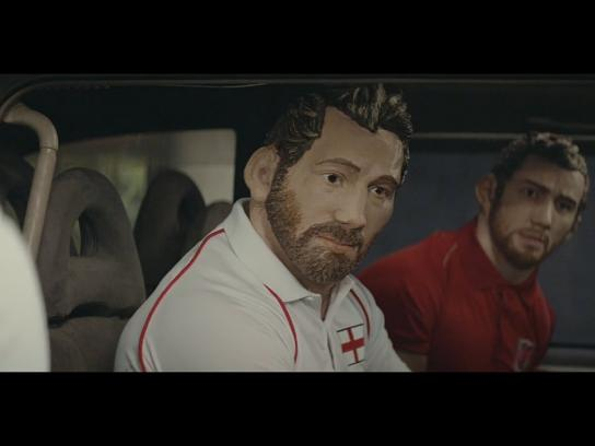 Lucozade Film Ad -  Strictly for the home nations only
