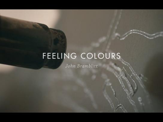Huawei Digital Ad -  Feeling colours