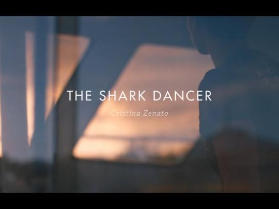 Huawei Digital Ad -  Shark dancer