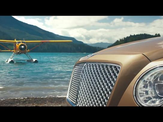 Bentley Film Ad -  Family