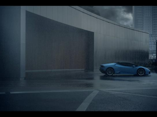 Lamborghini Film Ad -  Own the sky
