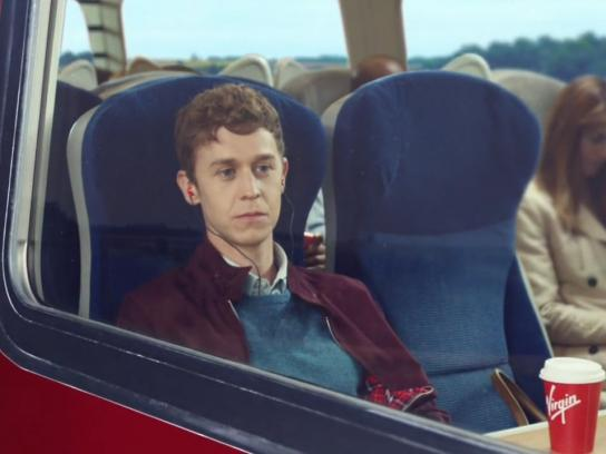 Virgin Trains Film Ad -  Be Bound for Glory