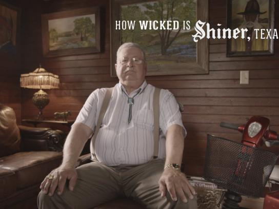 Shiner Beer Film Ad -  Toilet paper