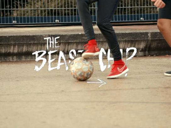 Nike Film Ad -  The Beast Chip