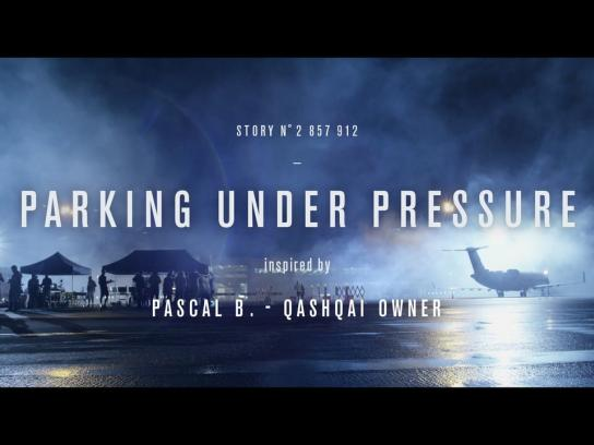 Nissan Film Ad -  Stories by the Million - Parking