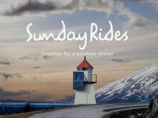Avis Digital Ad -  Sunday rides