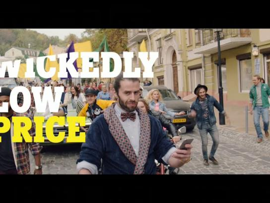 Tele2 Film Ad -  Because you can