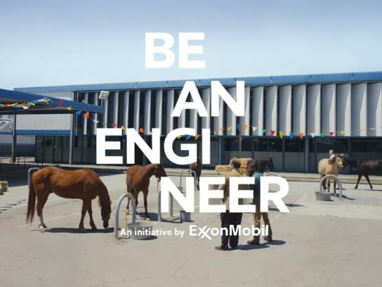 ExxonMobil Film Ad -  Be an engineer, 3