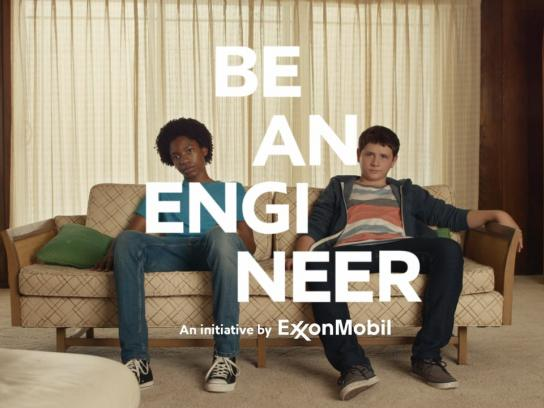 ExxonMobil Film Ad -  Be an engineer, 1