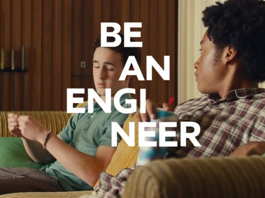 ExxonMobil Film Ad -  Be an engineer, 2