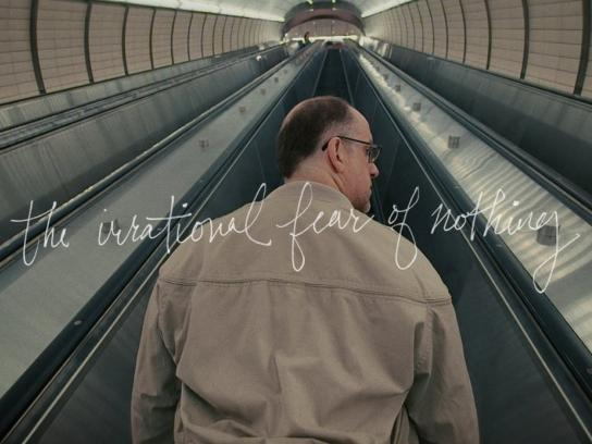 Olympus Digital Ad -  The Irrational Fear of Nothing
