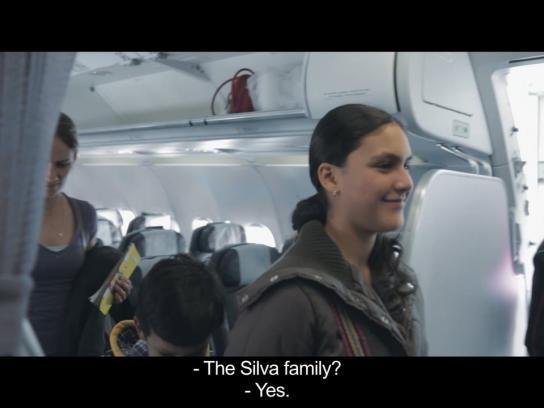 LAN Digital Ad -  Christmas in airplane mode