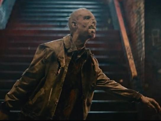 Loud Against Nazis Film Ad -  Brainless