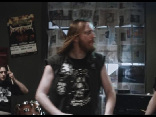 Preventor Film Ad -  Hard rockers