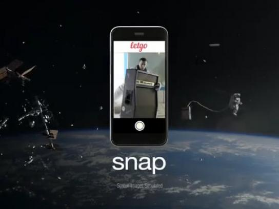 Letgo Film Ad -  Space